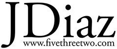 Five Three Two Logo
